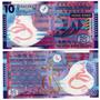 Nuevo Billete Hong Kong Plastico Año 2007 Sin Circular