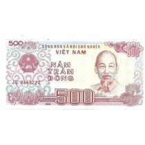 Vietnam 500 Dong 1988 P101