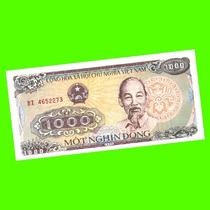 Vietnam - Billete De 1000 Dong De 1988 ¡¡ Sin Circular !!