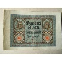 Billetes Alemanes Antiguos.