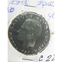 Moneda España 100 Pesetas 1980 Ref 28