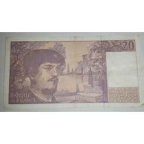 Billete Francia 20 Francos