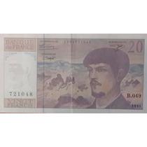 Billete Francia 20 Francos 1995