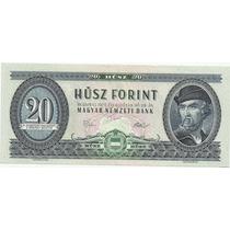 Hungria 20 Forint 1975 Comunista