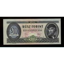 Guardia Imp. Hungria 20 Forint 1975 Sin Circular