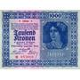 Imperio Austrohungaro - 1000 Coronas - 1922 - En Mendoza