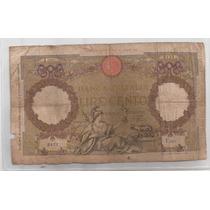 Italia Billete De 100 Liras Año 1938 !!!!!!!!