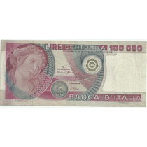 Italia 100000 Liras 1978 Bf+