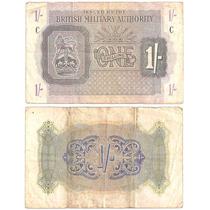 B D M / Gran Bretaña / 1 Shilling / 1943 / P#m2