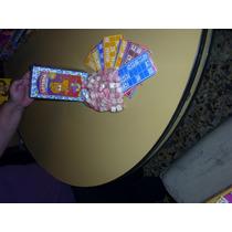 Juego De Loteria Familiar Con Bolitas De Madera