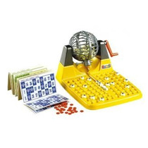 Bingo Con Bolillero Rondi Envio Gratis Caba