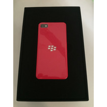 Blackberry Z10 - Red - Edicion Limitada - Nuevo - Unlocked