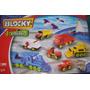 Blocky Vehiculos 4 (380) Pzas, De Los Fabricantes De Rasti