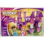 Blocky Castillo Encantado Con Guia De Armado 860 Piezas