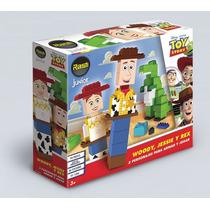 Toy Story Con Rasti (woody+jessie+dino Rex)