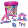 Juguete Bloques Nena Blocky Balde 2 175 Piezas Baby Shopping