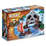Blocky Isla Pirata 320 Piezas Con Muñecos Articulados