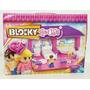 Blocky House 01-0644 Dormitorio Y Baño.