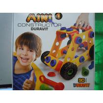 Mini Constructor Duravit 90 Piezas -arma Lo Que Pensas-