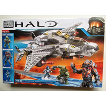Mega Bloks Halo Unsc 97380 Nave Espacial Bloque Construccion
