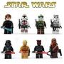 Star Wars Simil Lego Varios Modelos Envios Avengers Marvel