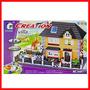 Lego Similar Casa Mansion 909 Piezas Bloques Para Armar 2014