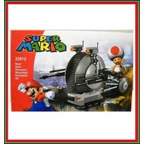 Set Super Mario Bros C/lego + 255 Piezas + 2 Personajes