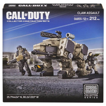 Call Of Duty Claw Assault 212 Pcs Original Mega Bloks Usa