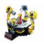 Iron Man Maquina De Ensamble 242 Pzs - Bloques Sy - Simil