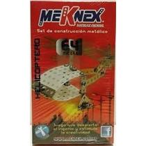 Meknex Helicoptero 64 Piezas