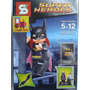 Batichica Super Héroes Avengers Minifigura Sy 171 Calaz Toys