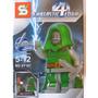 Dr Doom Super Heroes Minifiguras Sy Nuevo