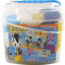 Super Blocks Zou 35 Piezas +1 Año Zona Devoto