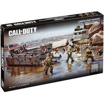 Mega Bloks Call Of Duty Barco Invasion 595 Piezas 06829