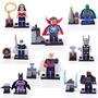 Llego Set De 8 Figuras Heroes Assamble Dr Strange Batzarro