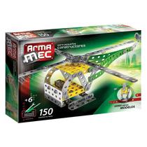Armamec Armar Encastre Mecano Juegos Didacticos Microcentro