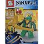 Ninjago Ninja Rebooted Lloyd Minifiguras Nuevo Calaz Toys