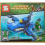 Dr Doom Nave Submarino Para Armar
