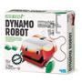 4m Manualidades Kit De Para Contruir Un Robot A Dinamo