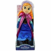 Muñeca Anna Frozen De Peluche Original 27cm Disney