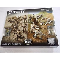 Call Of Duty 16 Legacy Heroes 308 Ps Original Mega Bloks Usa
