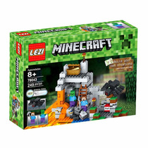 Minecraft - La Cueva - Simil - 249 Pz - Bloques Lezi