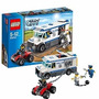 Lego City 60043 Policia Transporte De Prisioneros 196 Piezas