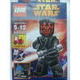 Star Wars Darth Maul Super Heroes Minifigura Lebq Nuevo!!