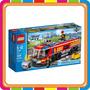 Lego City 60061 Camion Bomberos Aeroportuario - Mundo Manias