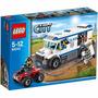 Lego City 60043 Policia Unidad De Transporte De Prisioneros