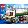 Lego City 60016 Tanker Truck Camión Tanque Cisterna