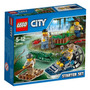 Lego City Swamp Policia Starter Set 60066