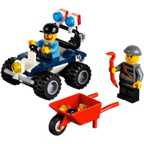 Lego City 60006 Police Atv / Cuatriciclo 2013 Nuevo Sellado