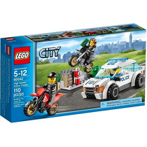 Lego City 60042. High Speed Police Chase. Nuevo Caja Cerrada